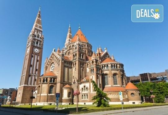 Екскурзия през юни до Братислава, Прага и Сегед: 4 нощувки и закуски, транспорт