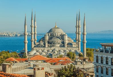 Летен уикенд в Истанбул и Одрин! 2 нощувки със закуски, транспорт с включени пътни такси и представител на Далла Турс! - Снимка