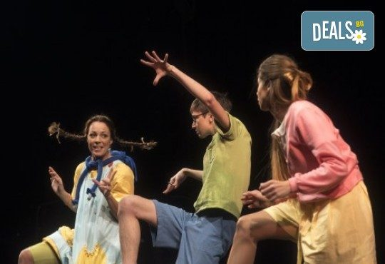 На театър с децата! Гледайте Пипи по Астрид Линдгрен на 16.06. от 17ч. в Театър София, билет за двама! - Снимка 3