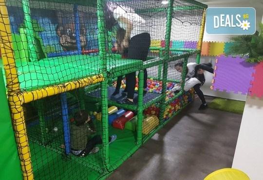 2 часа парти за до 5 деца с украса, аниматори, дискотека, подарък за рожденика, кетъринг и напитки от Детски парти център АбракадабрА! - Снимка 14