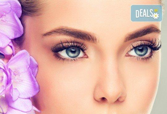 Поставяне на копринени, диамантени или кашмирени мигли по метода косъм по косъм в NSB Beauty! - Снимка 2