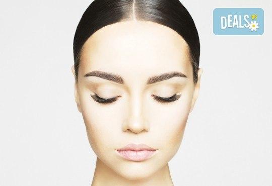 Поставяне на копринени, диамантени или кашмирени мигли по метода косъм по косъм в NSB Beauty! - Снимка 3