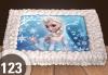 Торта за момичета! Красиви торти със снимкa на принцеси, феи и герои от филмчета за всички малки госпожици от Сладкарница Джорджо Джани! - thumb 7