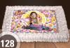 Торта за момичета! Красиви торти със снимкa на принцеси, феи и герои от филмчета за всички малки госпожици от Сладкарница Джорджо Джани! - thumb 13