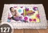 Торта за момичета! Красиви торти със снимкa на принцеси, феи и герои от филмчета за всички малки госпожици от Сладкарница Джорджо Джани! - thumb 9