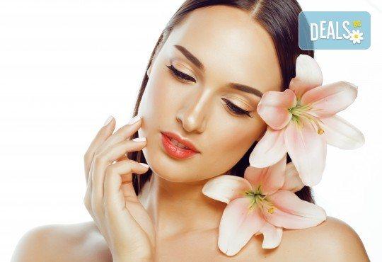 Свежест, хидратация, лифтинг и антиейдж ефект за Вашето лице с кислородна мезотерапия от салон Incanto Dream! - Снимка 1