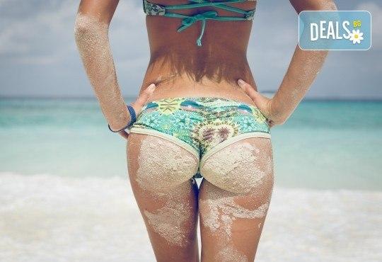 Красиво тяло! 1, 5 или 10 комбинирани антицелулитни процедури - дълбок антицелулитен масаж, лимфен дренаж и мускулна стимулация, за дълготрайни и видими резултати, в салон Феникс в кв. Лозенец! - Снимка 1