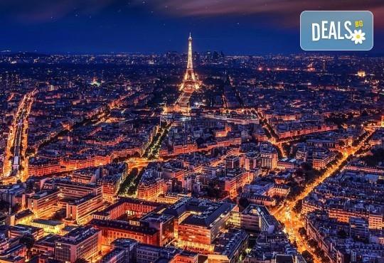 Екскурзия романтика в Париж с полет от Варна! 3 нощувки със закуски в хотел 3*, билет, трансфер и летищни такси, от Дари Травел! - Снимка 9