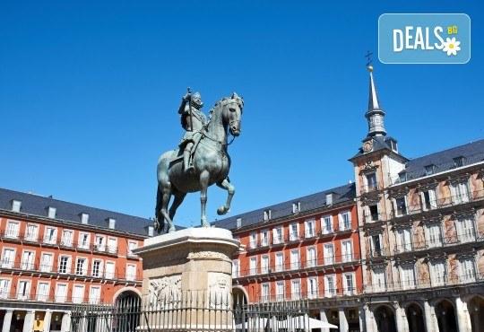 Самолетна екскурзия до Мадрид с Дари Травел през октомври! Самолетен билет, 3 нощувки със закуски в хотел 3*, водач, програма в Мадрид и възможност за посещение на Толедо - Снимка 3