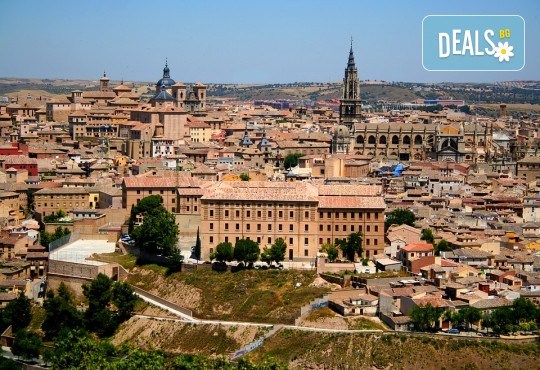 Самолетна екскурзия до Мадрид с Дари Травел през октомври! Самолетен билет, 3 нощувки със закуски в хотел 3*, водач, програма в Мадрид и възможност за посещение на Толедо - Снимка 13