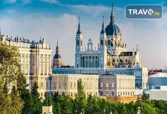 Самолетна екскурзия до Мадрид с Дари Травел през октомври! Самолетен билет, 3 нощувки със закуски в хотел 3*, водач, програма в Мадрид и възможност за посещение на Толедо - Снимка 8