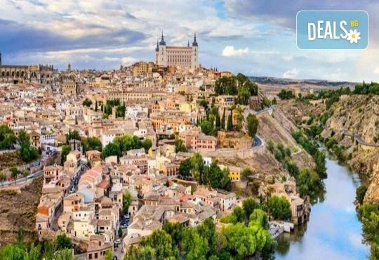 Самолетна екскурзия до Мадрид с Дари Травел през октомври! Самолетен билет, 3 нощувки със закуски в хотел 3*, водач, програма в Мадрид и възможност за посещение на Толедо - Снимка 12