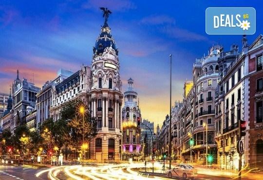Самолетна екскурзия до Мадрид с Дари Травел през октомври! Самолетен билет, 3 нощувки със закуски в хотел 3*, водач, програма в Мадрид и възможност за посещение на Толедо - Снимка 9