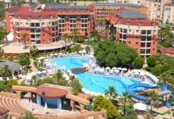 Last minute! Ultra All Inclusive почивка от 02.06. в Хотел Palmeras Beach 5*, Алания, Турция! 7 нощувки на база Ultra All, собствен транспорт - Снимка