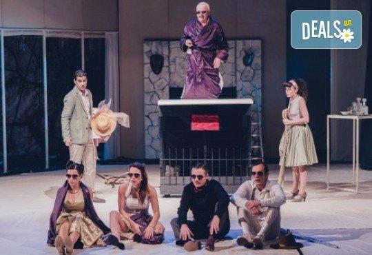 Две комедии на Уди Алън и Нийл Саймън на сцената на Театър ''София''! ''Олд Сейбрук'' и ''Последният страстен любовник'' на 22.06. от 19 ч., билет за един! - Снимка 3