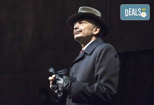 Деян Донков и Лилия Маравиля в Палачи от Мартин МакДона, на 05.06. от 19 ч. в Театър София, билет за един - Снимка 10