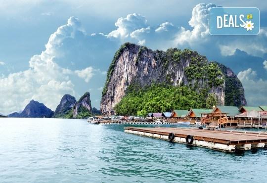 Потвърдена! Почивка в Тайланд, о. Пукет - самолетен билет, летищни такси и включен багаж, трансфери, 7 нощувки със закуски в хотел 3 или 4*, водач от Лале Тур! - Снимка 3