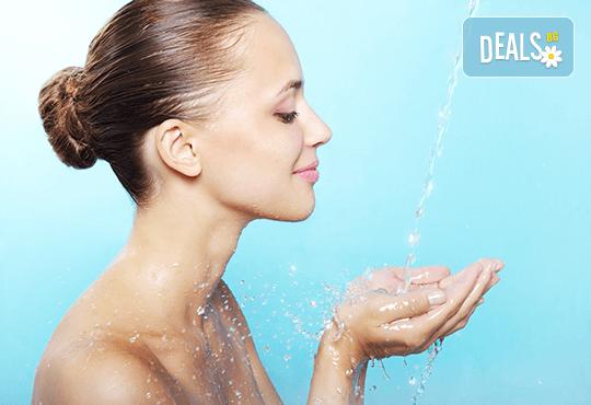 Водно почистване на лице, биолифтинг, кислородна мезотерапия с колаген или хиалурон и терапия със студен чук в NSB Beauty! - Снимка 2