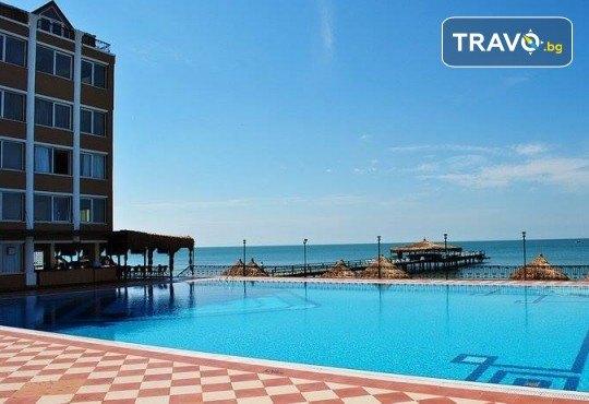 Лятна СПА почивка в Кумбургаз, Истанбул, с Караджъ Турс! 2 нощувки със закуски в Kumburgaz Marin Princess Hotel 5*, ползване на сауна, турска баня, джакузи и басейни! - Снимка 2