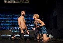 Комедията Пияните с Весела Бабина, Геро и Анастасия Лютова на 16-ти юни (неделя) в Малък градски театър Зад канала! - Снимка