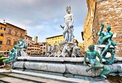 Самолетна екскурзия до Флоренция на дата по избор със Z Tour! 3 нощувки със закуски, билет, летищни такси и трансфери! Индивидуално пътуване - Снимка