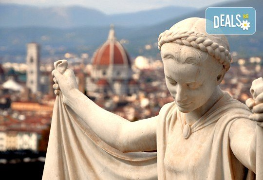 Самолетна екскурзия до Флоренция на дата по избор, със Z Tour! 4 нощувки със закуски, билет, летищни такси и трансфери! - Снимка 2
