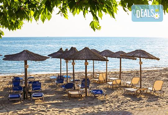 Открийте лятото с почивка в Hotel RG Status 2*, Паралия Катерини, Гърция! 5 нощувки със закуски, транспорт и водач от Дрийм Тур! - Снимка 1