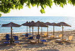 Открийте лятото с почивка в Hotel RG Status 2*, Паралия Катерини, Гърция! 5 нощувки със закуски, транспорт и водач от Дрийм Тур! - Снимка