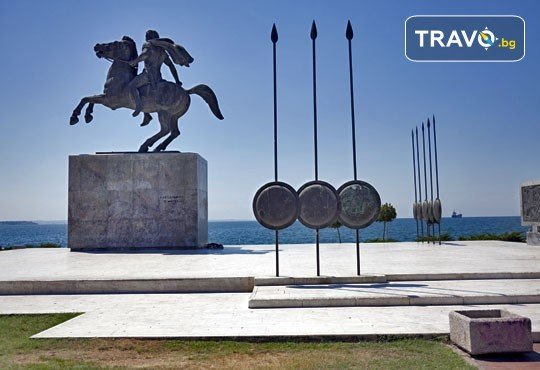 Екскурзия през септември до Паралия Катерини и Солун, с възможност за посещение на Метеора! 2 нощувки със закуски, транспорт, магистрални такси, обиколка в Солун! - Снимка 7