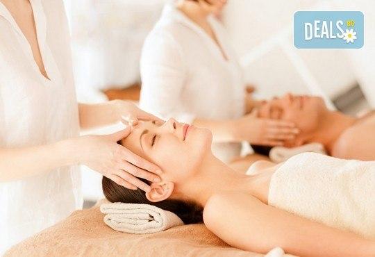 Подарете с любов! Релаксираща SPA терапия Масаж Клеопатра за един или за двама с мед и мляко, маска за очи и зонотерапия на длани в SPA център Senses Massage & Recreation! - Снимка 2