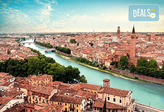 Last minute! Верона и Венеция, юни: 3 нощувки със закуски, транспорт. Потвърдено пътуване!