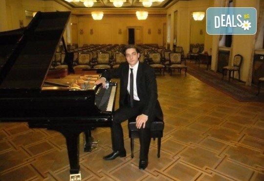 Гледайте клавирен рецитал на Галин Ганчев на 21.06. от 19ч. в Камерна зала България! - Снимка 3
