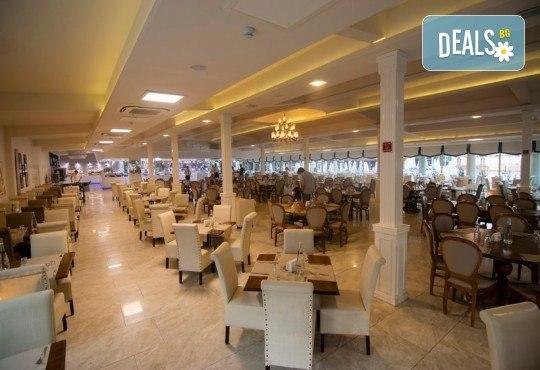 Късно лято в Didim Beach Elegance Aqua & Thermal 5*, Турция, с Глобус Холидейс! 5 или 7 нощувки All Inclusive, безплатно за дете до 12.99 г, възможност за транспорт - Снимка 8
