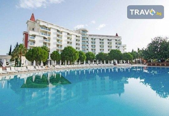 Късно лято в Дидим, Турция! Почивка в Garden of Sun 5*, 5 или 7 нощувки All Inclusive, безплатно за дете до 12.99г., възможност за транспорт - Снимка 1