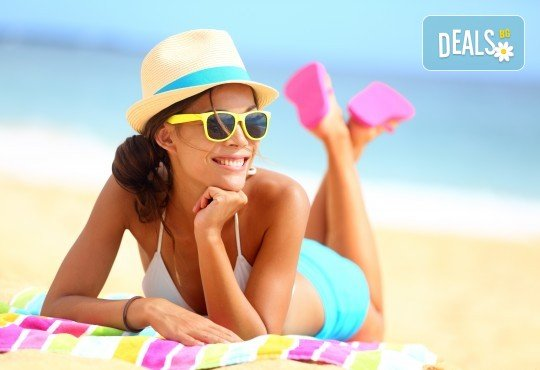 Изпратете лятото с почивка в Испания, Малграт де Мар! Самолетен билет, 7 нощувки със закуски и вечери в хотел 3*, летищни такси и трансфери! - Снимка 1