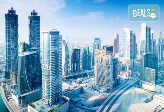 Есенна почивка в Дубай, ОАЕ, с Лале Тур! Самолетен билет, летищни такси, 4 нощувки със закуски в хотел по избор 3 или 4*. Индивидуално пътуване! - Снимка 4