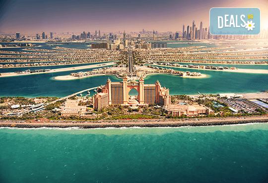 Есенна почивка в Дубай, ОАЕ, с Лале Тур! Самолетен билет, летищни такси, 4 нощувки със закуски в хотел по избор 3 или 4*. Индивидуално пътуване! - Снимка 6