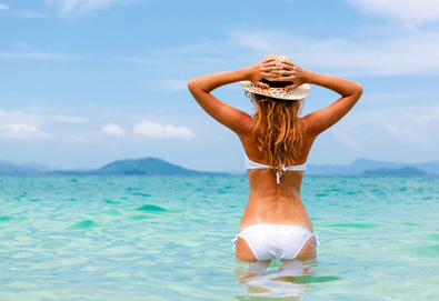 На плаж в Ставрос, Гърция, за 1 ден през юни или юли с транспорт и екскурзоводско обслужване от Глобул Турс! - Снимка