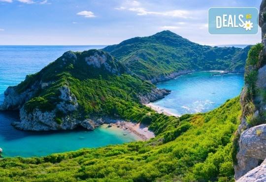 Мини почивка на остров Корфу, Гърция! 4 нощувки със закуски и вечери в хотел 3*, транспорт, билети за ферибот, пътни такси и водач от Далла Турс! - Снимка 3