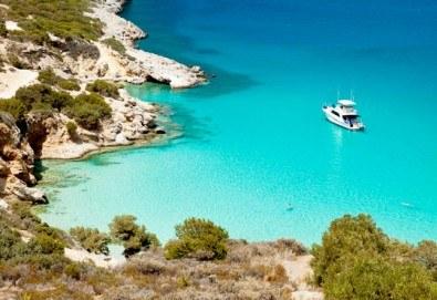 Мини почивка на остров Корфу, Гърция! 4 нощувки със закуски и вечери в хотел 3*, транспорт, билети за ферибот, пътни такси и водач от Далла Турс! - Снимка