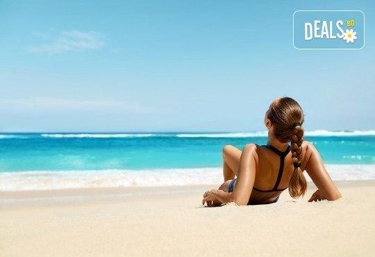Лятна почивка в Гърция, Халкидики в период по избор! 7 нощувки All Inclusive Light в Across Golden Beach Hotel 2*, Касандра, транспорт и водач от ТА Солвекс! - Снимка 2