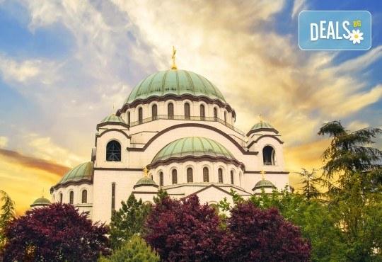 Екскурзия през август до Белград, с възможност за посещение на Нови Сад и Сремски Карловци! 1 нощувка със закуска, транспорт и екскурзовод! - Снимка 1