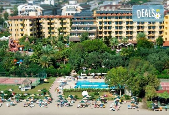 Last minute! All Inclusive почивка от 22.06. в Хотел MC Mahberi Beach 4*, Алания, Турция! 7 нощувки на база All Inclusive, възможност за транспорт - Снимка 2