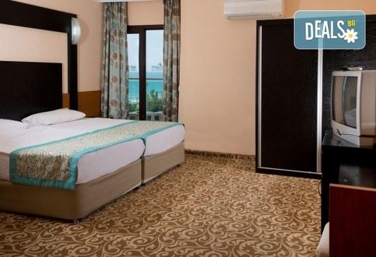 Last minute! All Inclusive почивка от 22.06. в Хотел MC Mahberi Beach 4*, Алания, Турция! 7 нощувки на база All Inclusive, възможност за транспорт - Снимка 4