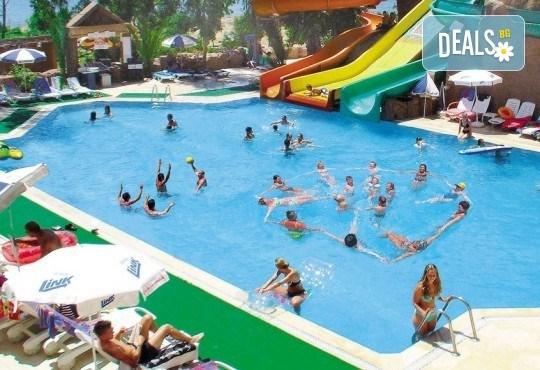 Last minute! All Inclusive почивка от 22.06. в Хотел MC Mahberi Beach 4*, Алания, Турция! 7 нощувки на база All Inclusive, възможност за транспорт - Снимка 8