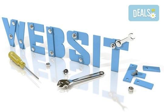 Популяризирайте бизнеса си! Изработване на уеб сайт, инсталиране и SEO оптимизация от IMM Design! - Снимка 6