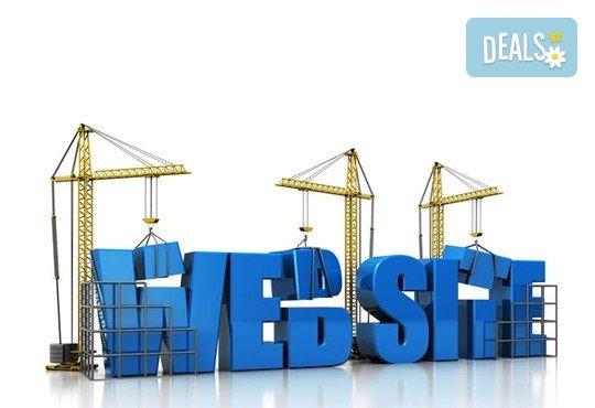 Популяризирайте бизнеса си! Изработване на уеб сайт, инсталиране и SEO оптимизация от IMM Design! - Снимка 8