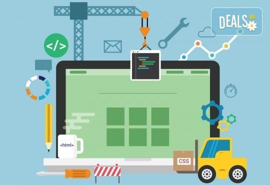 Популяризирайте бизнеса си! Изработване на уеб сайт, инсталиране и SEO оптимизация от IMM Design! - Снимка 4