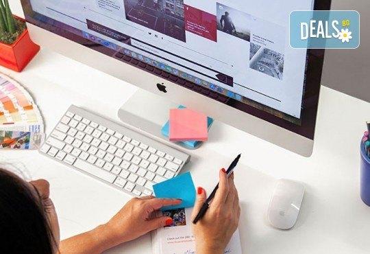 Популяризирайте бизнеса си! Изработване на уеб сайт, инсталиране и SEO оптимизация от IMM Design! - Снимка 3