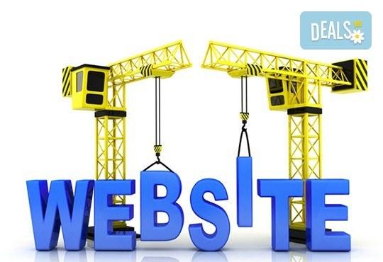 Популяризирайте бизнеса си! Изработване на уеб сайт, инсталиране и SEO оптимизация от IMM Design! - Снимка 5